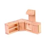★PLAN TOYSの木製玩具(木のおもちゃ)★9013★クラシックキッチン