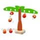 ★PLAN TOYSの木製玩具(木のおもちゃ)★5349★ おさるのバランスゲーム 写真1