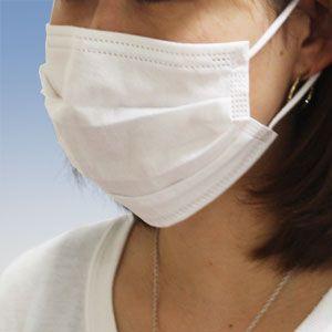 【N99準拠】2009年新型インフルエンザ対策不織布エースレギュラーマスク1500枚入り レギュラーサイズ(大人用)