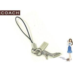 COACH(コーチ) ストラップ ハイヒール セルフォン ランヤード 92264 の詳細をみる