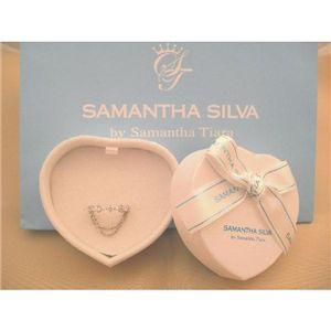 SAMANTHA SILVA(サマンサシルヴァ) ダイヤ ラインストーン チャームチェーン SL9号 の詳細をみる