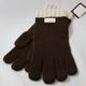 COACH(コーチ)の手袋 ニット手袋 ブラウン 80460 写真2