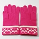 COACH(コーチ)の手袋 ニット手袋 ピンク 80462 写真3