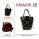 COACH(コーチ) ショルダートートバッグ POPPY ベラ レザー ブラック 14565
