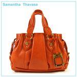 【新作2010】samantha thavasa(サマンサタバサ)バッグ オレンジ
