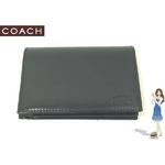 Coach(������) 2���ޤ���� ����å��� �֥饤�ɥ� ����ѥ��� ID �֥�å� S6486