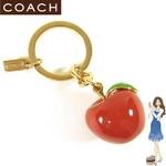 Coach(コーチ) キーホルダー アップル キーフォブ 92471