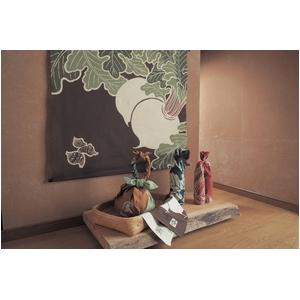 ■日本製高級風呂敷■丹後ちりめん浮世絵風呂敷[二巾]■祇園祭■