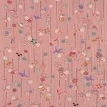 ■日本製高級風呂敷■はいからもだん友仙ふろしき[二巾]■一目絞り玩具(ピンク)■