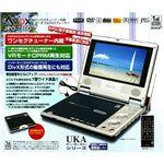 AVOX ワンセグ内蔵7インチポータブルDVDプレイヤー JPO-710D