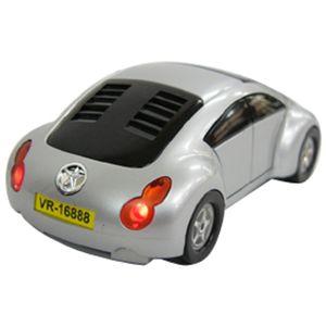 マウスも3ナンバー?車型オプティカルマウス(スピーカー付)の商品画像大2