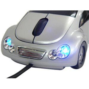 マウスも3ナンバー?車型オプティカルマウス(スピーカー付)の商品画像大3