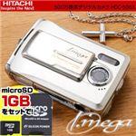 HITACHI 500����ǥǥ����륫��� �����ѥ���� ��microSD�����ɣ�GB�դ���