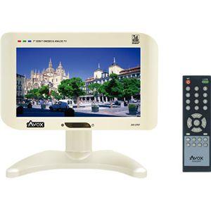 Avox 7インチワンセグテレビ JJO-270T