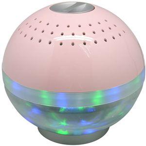 水で洗う空気清浄機 arobo CLV-306 ピンク