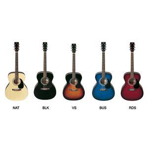 SX アコースティックギター OM-160 ブラック(ボディシェイプタイプ)
