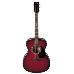 SX アコースティックギター OM-160 レッドサンバースト(ボディシェイプタイプ)