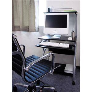 コンピューターデスク PCW-S2517 ブラック