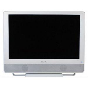 地上デジタルチューナー内蔵13.3型液晶ハイビジョンテレビ「クレール」 SK-DTV133JW