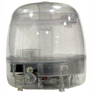スケルトン超音波加湿器 CLV-129 クリア