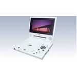 3電源対応 USB端子・SDスロット搭載 7インチポータブルDVDプレーヤー PDV736