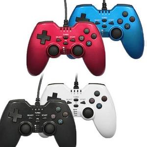 PS3用 コントローラ ターボマックス ブルー