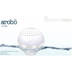 水で洗う空気清浄機arobo CLV 800 ホワイトの詳細ページへ