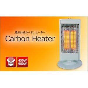 速暖!カーボンヒーター EJ-CA005