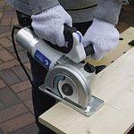 初回限定ゴーグル付き!切る!削る!磨く!マルチ電動工具マイティー2 E-6105