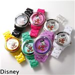 Disney(ディズニー) ミッキーマウスウォッチD91084-SVCL/クリアー