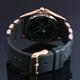 【Salvatore Marra】デュアルタイム腕時計 SM8007-PGWH 写真4