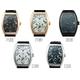 【Dolce Medio】デュアルタイム腕時計 DM8005IPBK 写真3