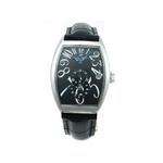 【Dolce Medio】デュアルタイム腕時計 DM8005SSBK