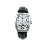 【Dolce Medio】デュアルタイム腕時計 DM8005SSWH