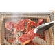焼肉名店「ぱんが」特製 赤と黒の炭火焼肉壷漬カルビ5kgセット 写真2