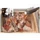 焼肉名店「ぱんが」特製 赤と黒の炭火焼肉壷漬カルビ5kgセット 写真3