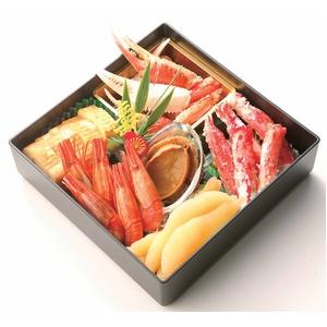 北海道海鮮づくし 三段重おせちセット