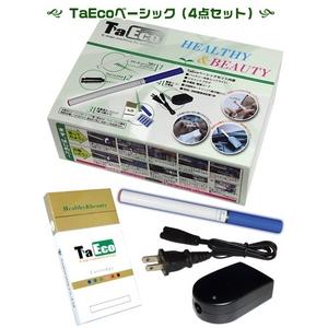 電子タバコ「TaEco」(タエコ)ベーシック(4点セット)