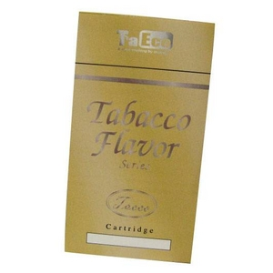 電子たばこ TaEco(タエコ)専用交換カートリッジ(セブンスター風味)15本入りの商品画像大