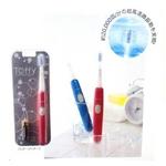オムロン音波式電動歯ブラシ(ソーダブルー)/TOFFY