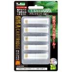 「TaEco」(タエコ)専用交換ギガカートリッジ(ブラックミント)5本入り