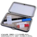 「TaEco」(タエコ)専用携帯用ケース(白)の詳細ページへ