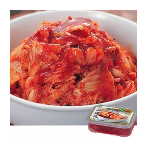 【韓国土産】 韓国 一億兆ペチュ(白菜)キムチ 300g 6パックセット の詳細をみる