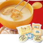 【スイス土産】  チーズセット
