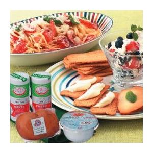 【イタリア土産】 チーズ3種セット の詳細をみる