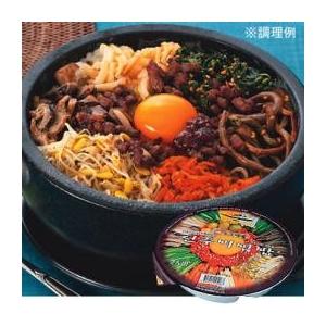 【韓国土産】 韓国家族会館ビビンバ 6パックセット