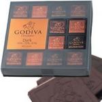 【世界の高級チョコ】GODIVA ゴディバ アソートダークチョコレート