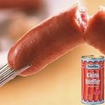 【ドイツ土産】 ドフラージャーマン ソーセージ 250g(5本入り) 6缶セット