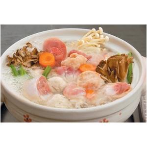 今日はあっさり♪知床鶏の水炊き鍋♪