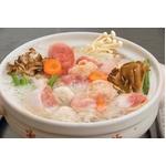 知床鶏の水炊き鍋